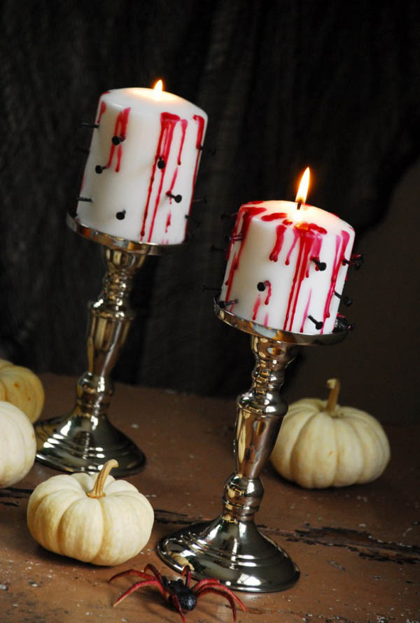 Creepy DIY Halloween Decorations For A Spooky Halloween