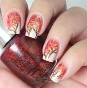 fall nail art design ideas - easyday