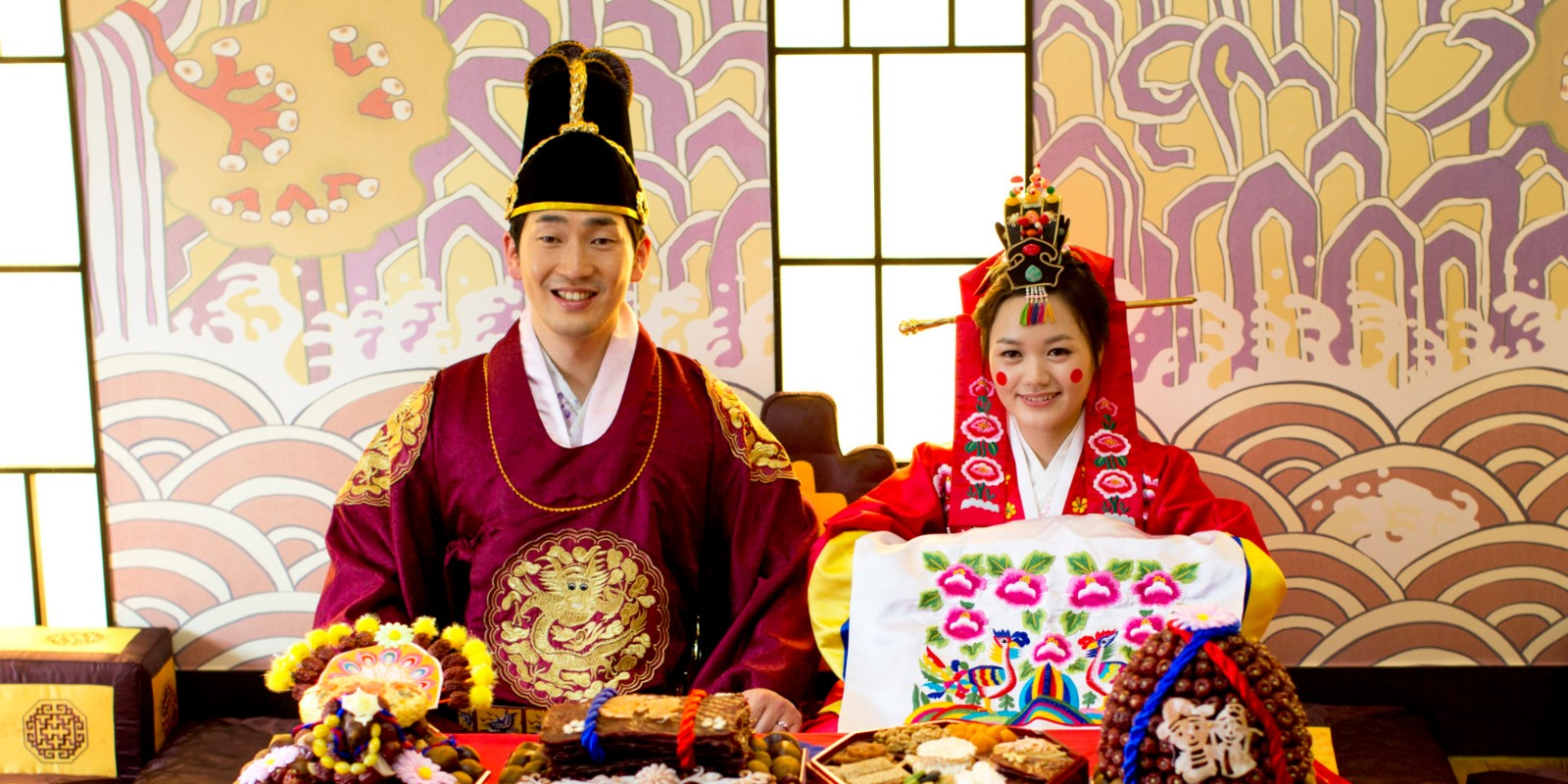 Korean Wedding Traditions A Union Of Two Families