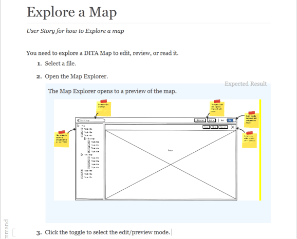 Explore Map Mock Up