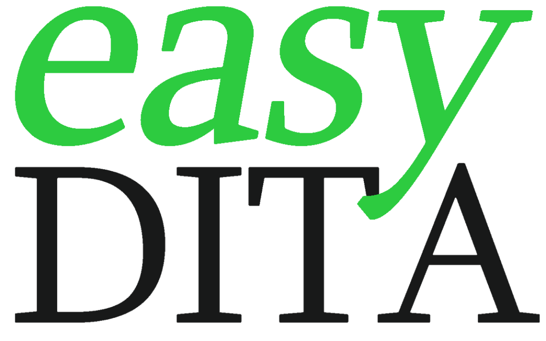 easyDITA Releases New Version of Its DITA XML CMS and Authoring Tool