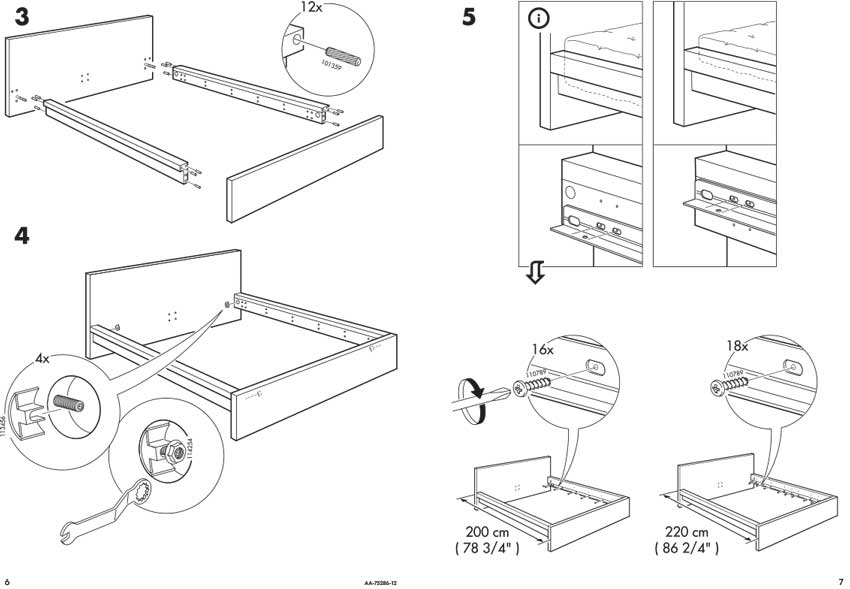 Ikea Futon Instructions