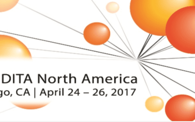 Looking Forward to Seeing You at the Content Management Strategies/DITA North America 2017 Conference!
