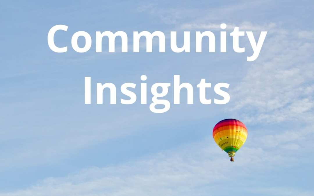 Community Insights: Overlapping Content