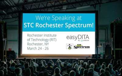 We're Speaking at STC Rochester Spectrum