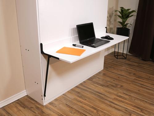 Stay Level Murphy Bed Desk Hardware Easy Diy Murphy Bed