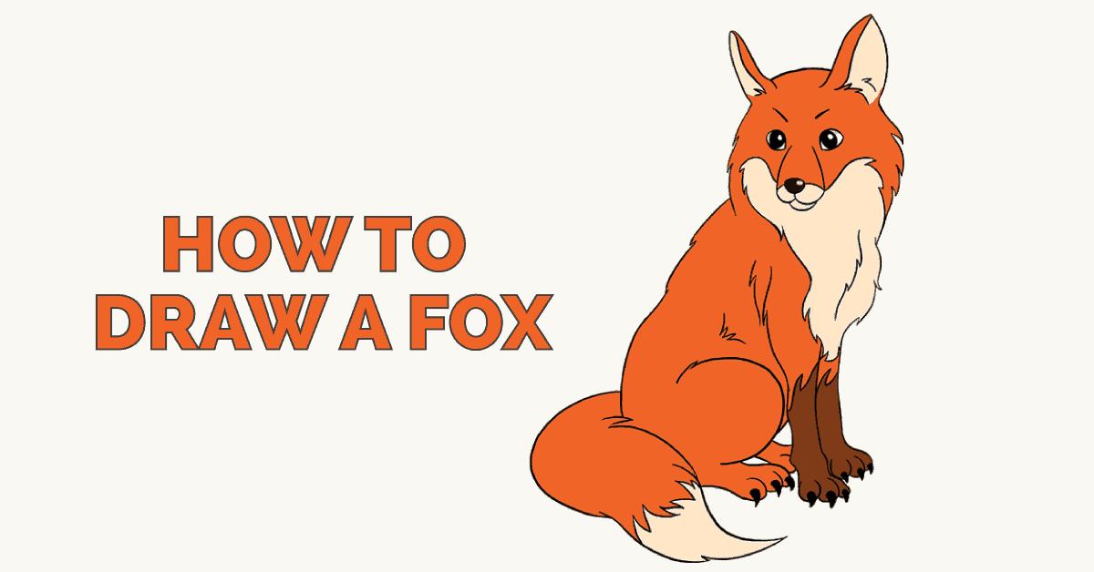 Super Draw Cartoon Fox