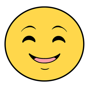 emoji happy draw emojis face smiley drawings drawing easy step really clipartmag shaded feel yellow classic