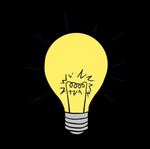 bulb draw drawing easy bulbs tutorial step depicted screw often thread grey yellow