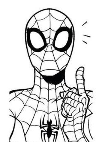 How To Draw Spiderman Step By Step Easy : spiderman, Spiderman, Drawing, Drawings