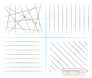 drawing exercises straight line beginner lines exercise tutorial easydrawingtips absolute