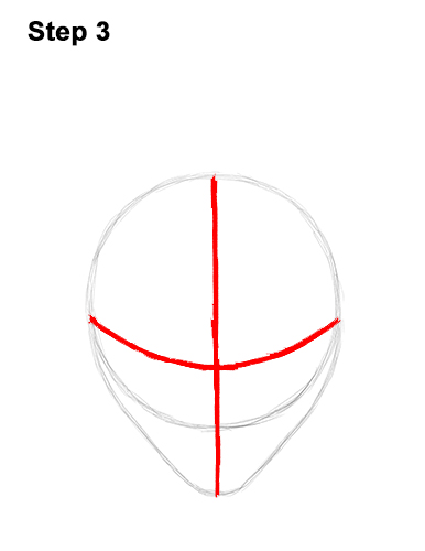 How to Draw Drift Mask (Fortnite) with Step-by-Step Pictures