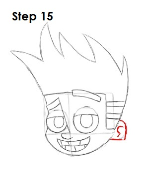How to Draw Johnny Test