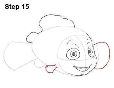 How to Draw Nemo (Finding Nemo)