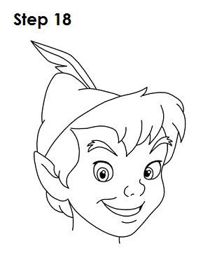 How to Draw Peter Pan