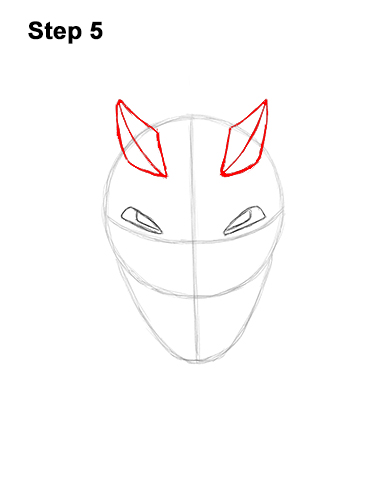 How to Draw Vendetta (Fortnite) with Step-by-Step Pictures