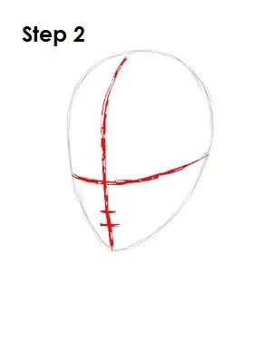 zelda draw step egg shape lines vertical easydrawingtutorials