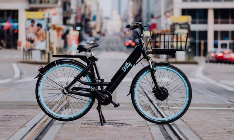 Easy E-Biking - Billy Bike Electric Bikes Are Free on the National Strike Day in Belgium!