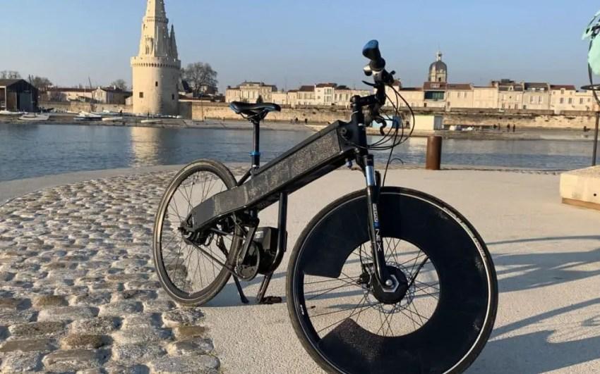 Easy E-Biking - The Solar Electric Bike Soon on the Shelves