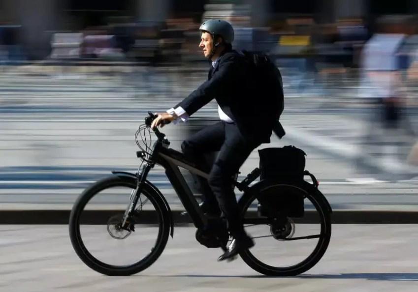Easy E-Biking - city e-cyclist, helping to make electric biking practical and fun
