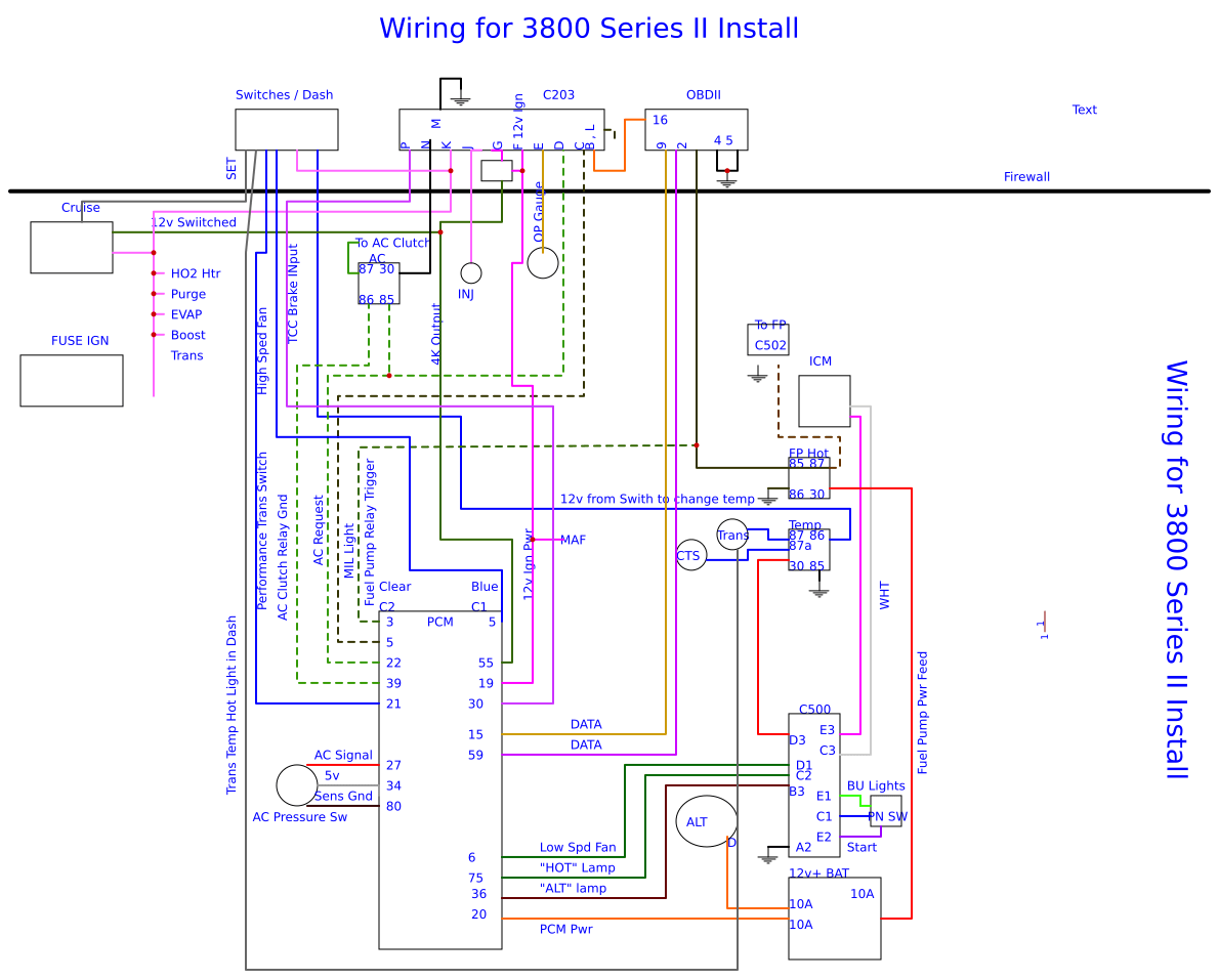 fiero 3800 wiring diagram geyser series 2 28 images