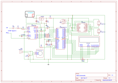 small resolution of dtmf and mcu design bw