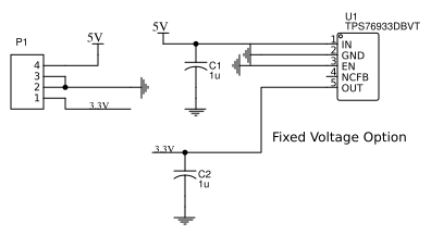 LDO Projects with various Voltage input , Voltage output