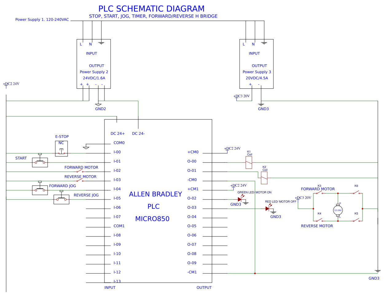 hight resolution of plc wiring diagram