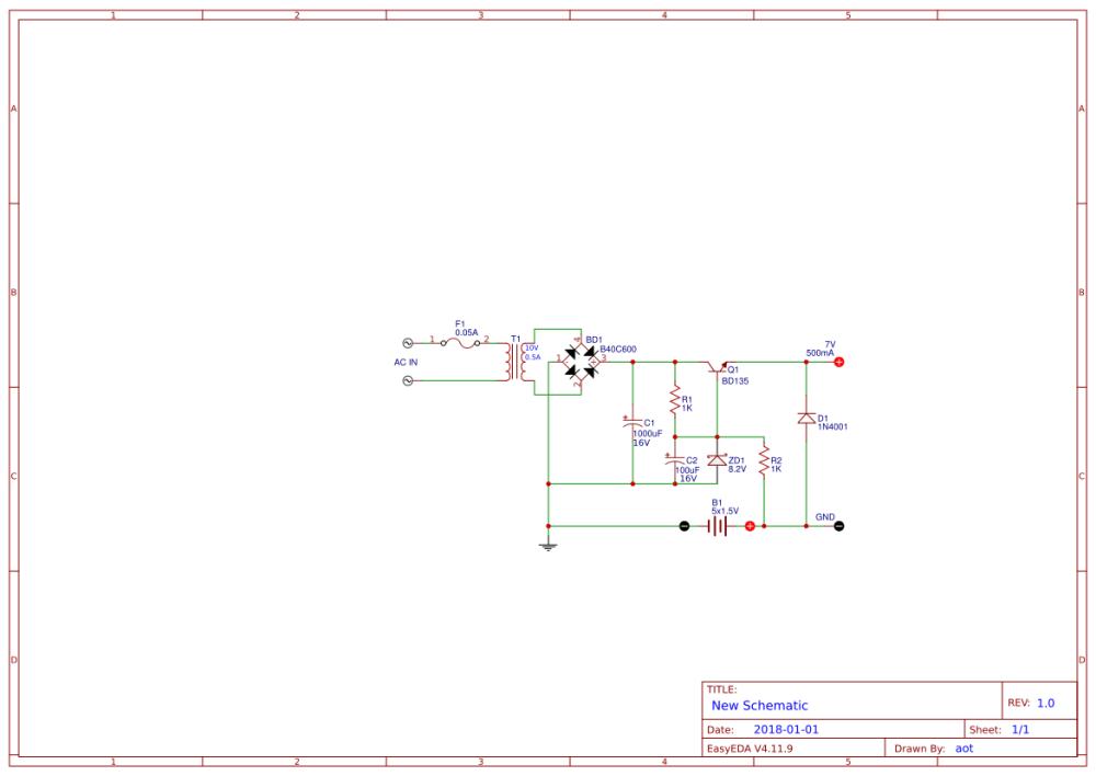 medium resolution of small ups circuits diagram 6v 7v backup