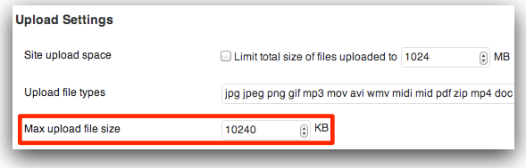 Increase file upload size limit in PHP-Nginx