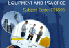 CE6506 Construction Techniques, Equipment and Practice