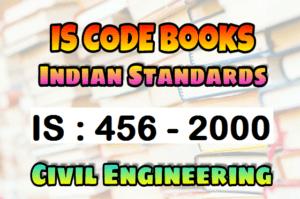 IS 456 - 2000 CODE Book