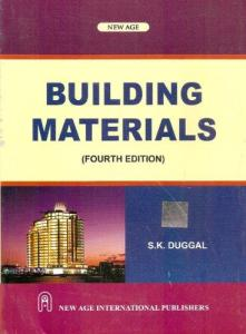 Pdf building materials book by skduggal free download download links fandeluxe Image collections
