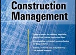 CPM in Construction Management by James J.O'Brien and Fredric L.Plotnick – PDF Free Download