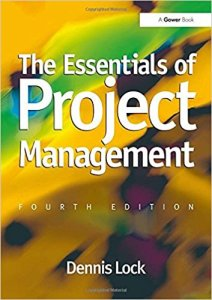 Project Management in Construction By Dennis Lock