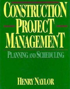 Construction Management Books Pdf