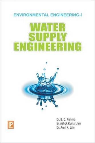 PDF Water Supply Engineering Environmental Engineering