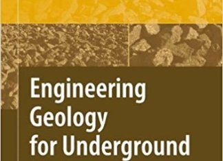 Engineering Geology For Underground Rocks By Suping Peng And Jincai Zhang