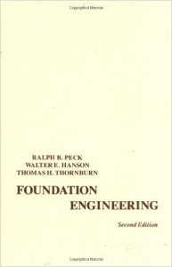 [PDF] Foundation Engineering By Ralph B.Peck, Walter E.Hanson, Thomas H. Thornburn Book Free Download