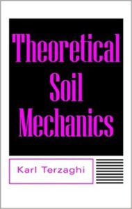 Theoretical Soil Mechanics By Karl Terzaghi