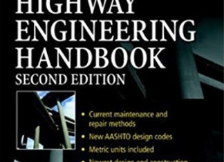 Highway Engineering Handbook By Roger L. Brockenbrough and Kenneth J. Boedecker