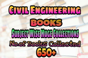 Pdf civil engineering books huge collections subject wise free civil engineering books subject wise huge collections pdf free download fandeluxe Choice Image
