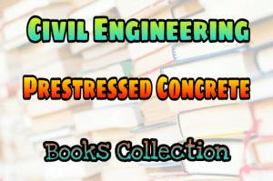 Prestressed Concrete Books Collection