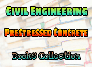 Prestressed Concrete Books Collection