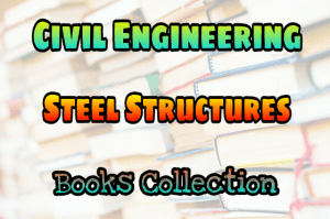 Steel Structures Books Collection