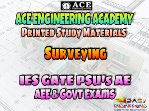Surveying Ace Engineering Academy GATE & PSU's Materials