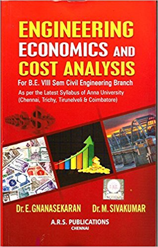 PDF MG6863 Engineering Economics (EE) Books, Lecture ...
