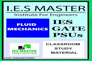 S K Mondal's Fluid Mechanics & Machines GATE, IES & IAS 20 Years