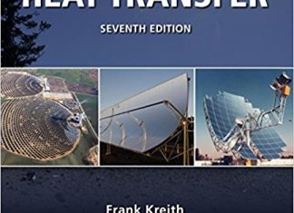 Principles of Heat Transfer Book (PDF) By Frank Kreith, Raj M. Manglik, Mark S. Bohn