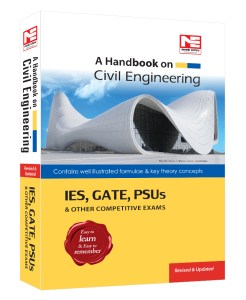 A Handbook for Civil Engineering By EasyEngineering Team Publications For IES, GATE, PSUs & Other Competitive Exams Free Download